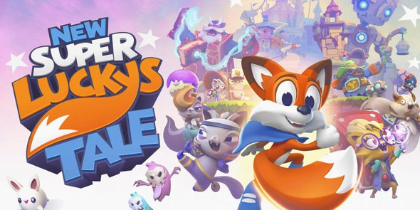 Análise de New Super Lucky's Tale New