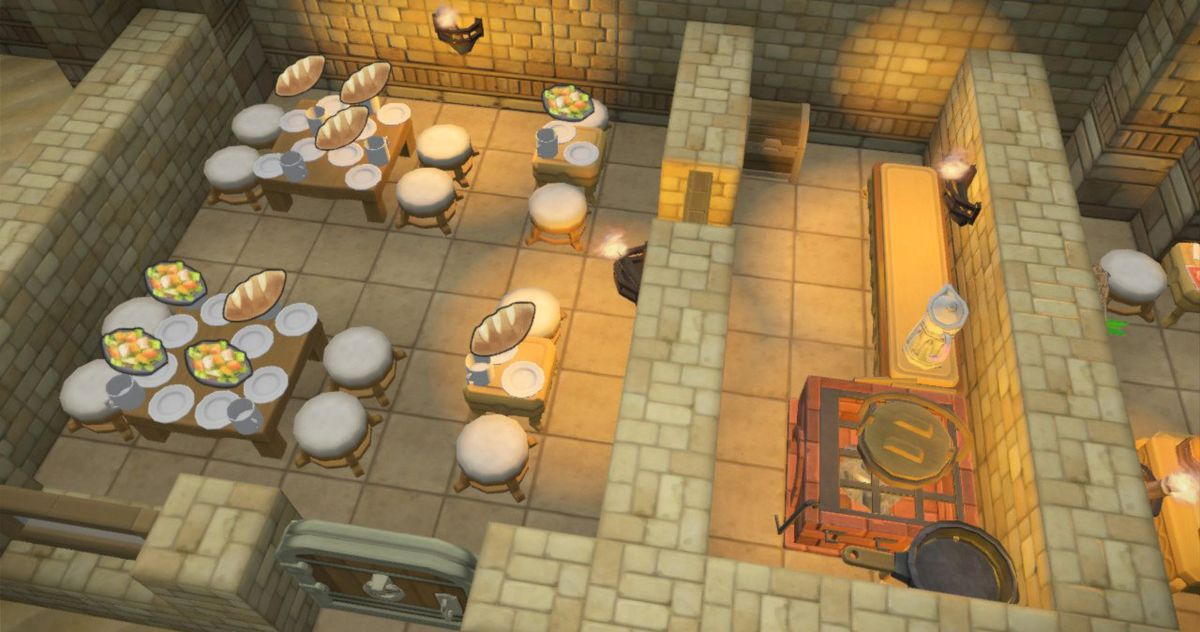 Dragon Quest Builders 2 Complete List Of All Room And Food Recipes