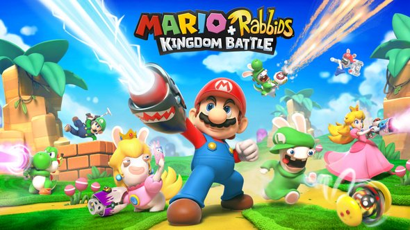 Análise de Mario + Rabbids Kingdom Battle